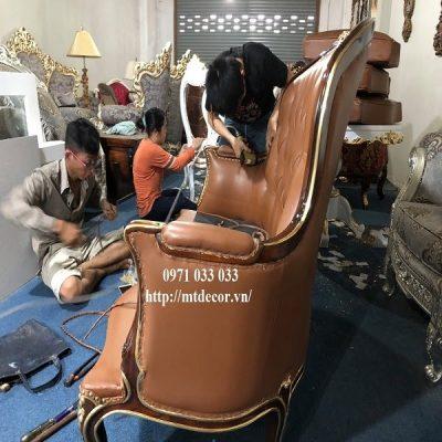 ghế cổ điển