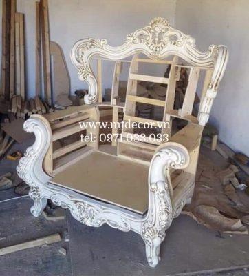 nội thất Châu Âu cổ điển