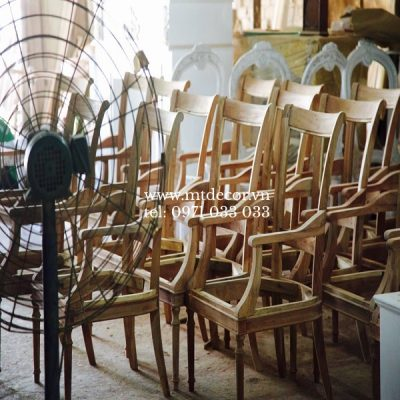 xưởng sản xuất nội thất tân cổ điển
